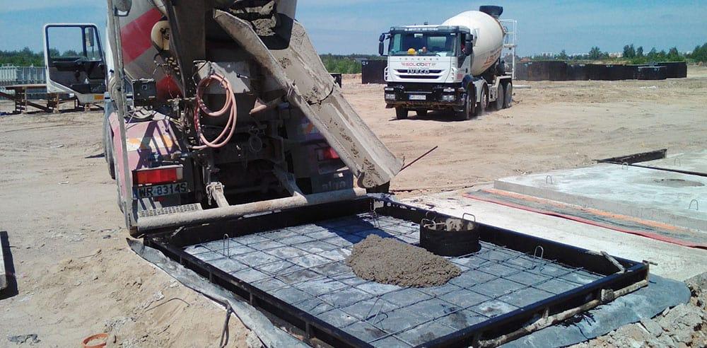 szamba betonowe Łódzkie