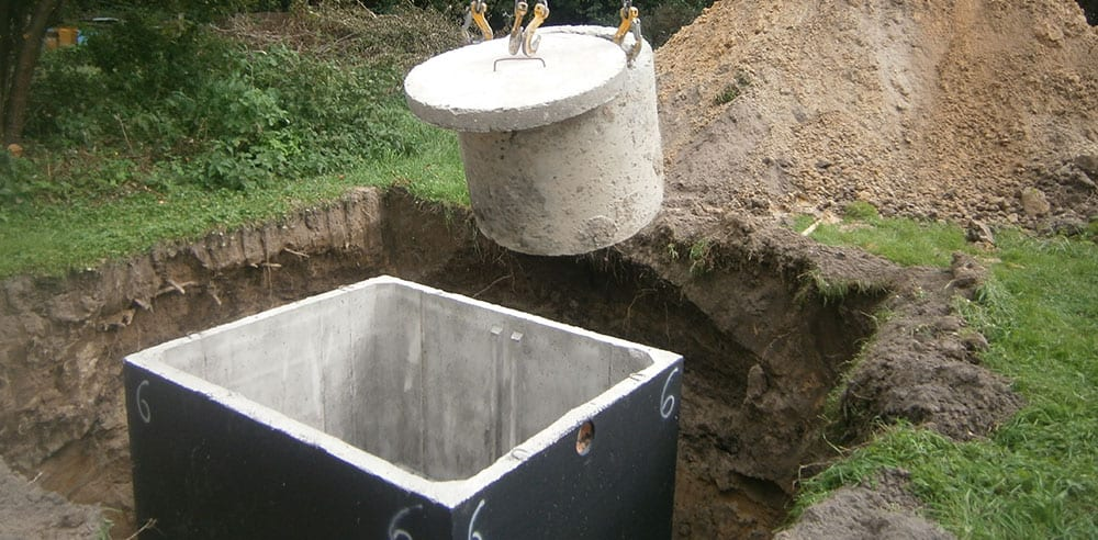 Rewelacyjny Szamba Betonowe | AJP Producent Szamb Betonowych HZ07