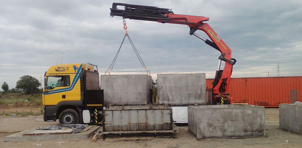 szamba betonowe Mazowieckie