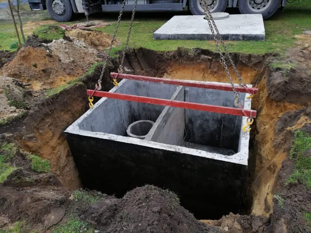 szambo betonowe 10m3